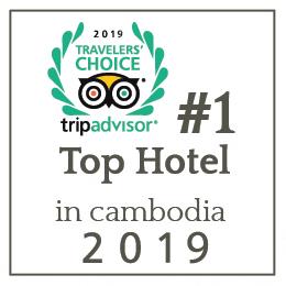 #1 Top hotel in cambodia 2019